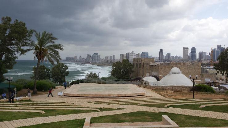 tel aviv jaffa skyline jaffa