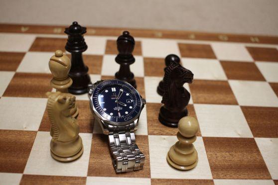 omega timed chess