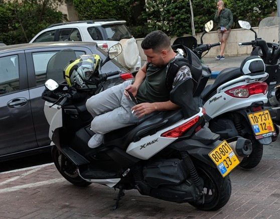 swagger motorcycle israel